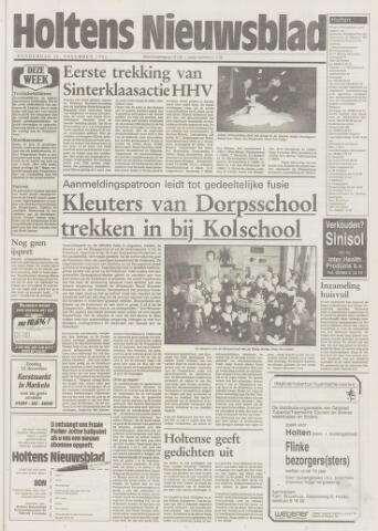Holtens Nieuwsblad 1993-11-25