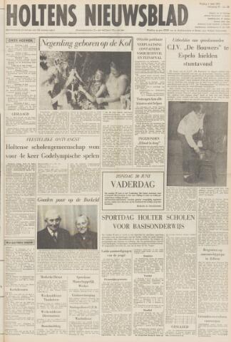 Holtens Nieuwsblad 1971-06-04
