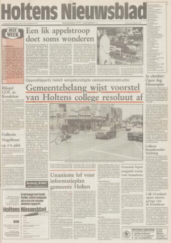 Holtens Nieuwsblad 1991-10-24