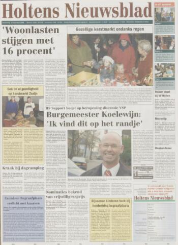 Holtens Nieuwsblad 2004-12-23