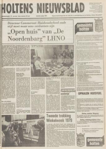 Holtens Nieuwsblad 1979-12-07