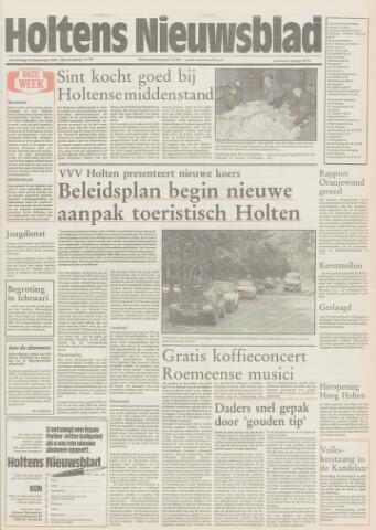 Holtens Nieuwsblad 1987-12-10