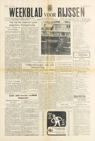 Weekblad voor Rijssen 1962-04-27