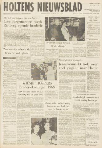 Holtens Nieuwsblad 1968-07-27