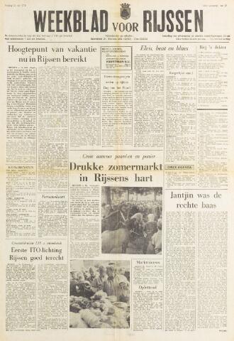 Weekblad voor Rijssen 1970-07-31