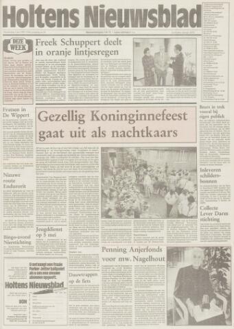Holtens Nieuwsblad 1991-05-02
