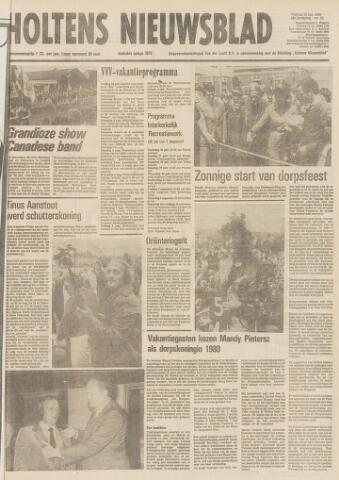 Holtens Nieuwsblad 1980-07-25