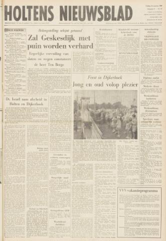 Holtens Nieuwsblad 1969-08-22