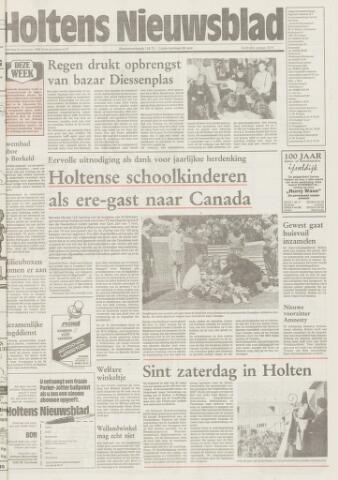 Holtens Nieuwsblad 1990-11-22