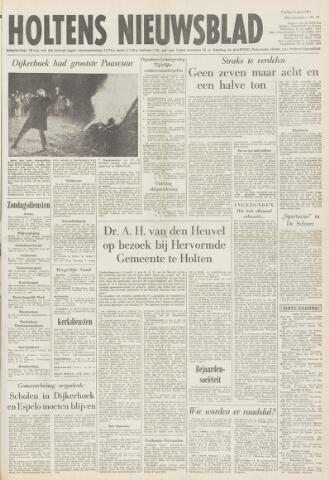 Holtens Nieuwsblad 1974-04-19