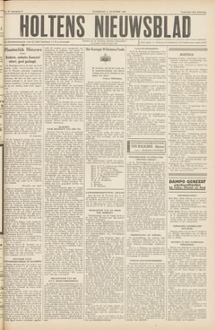 Holtens Nieuwsblad 1954-10-02