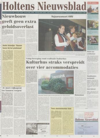 Holtens Nieuwsblad 2003-11-13