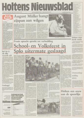 Holtens Nieuwsblad 1988-09-01