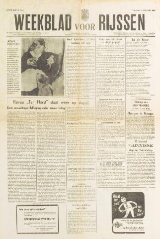Weekblad voor Rijssen 1961-01-06