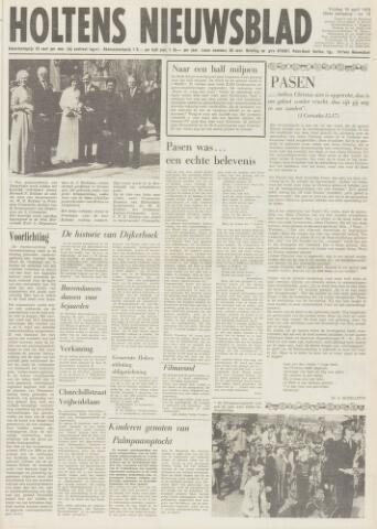 Holtens Nieuwsblad 1976-04-16