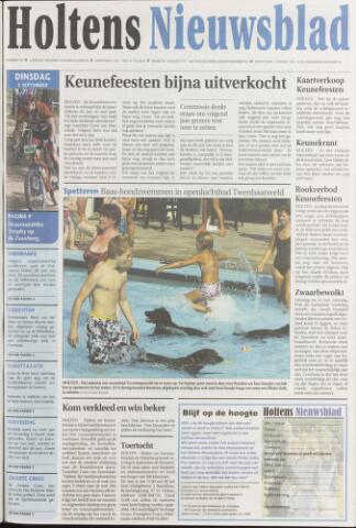 Holtens Nieuwsblad 2008-09-02