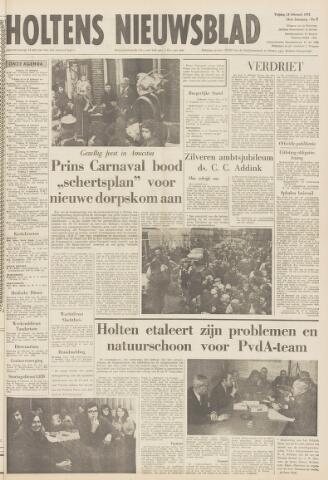 Holtens Nieuwsblad 1972-02-18