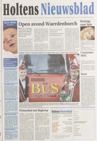 Holtens Nieuwsblad 2007-01-16