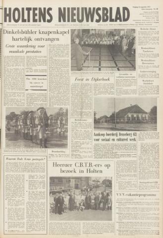 Holtens Nieuwsblad 1972-08-11
