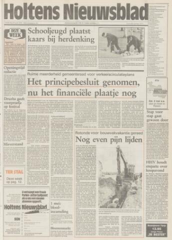 Holtens Nieuwsblad 1992-04-30