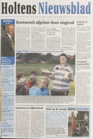 Holtens Nieuwsblad 2009-06-16