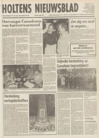 Holtens Nieuwsblad 1980-05-09