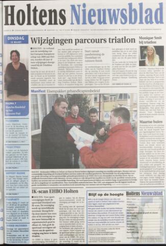 Holtens Nieuwsblad 2008-03-18