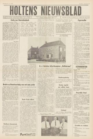 Holtens Nieuwsblad 1966-05-21