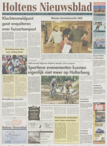 Holtens Nieuwsblad 2002-11-14