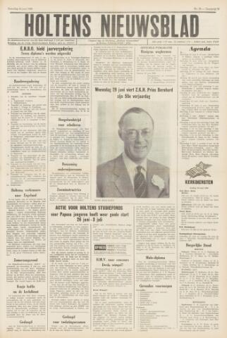 Holtens Nieuwsblad 1966-06-25