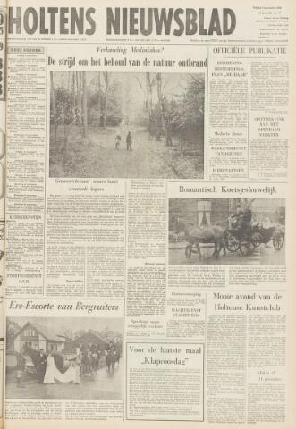Holtens Nieuwsblad 1970-11-06