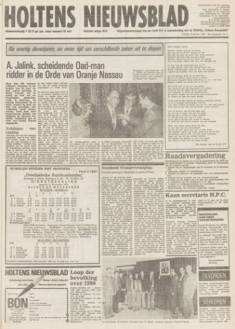 Holtens Nieuwsblad 1981-01-16