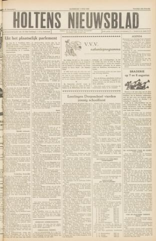 Holtens Nieuwsblad 1956-07-07