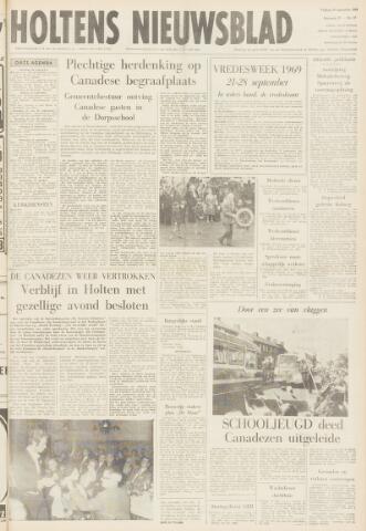 Holtens Nieuwsblad 1969-09-19