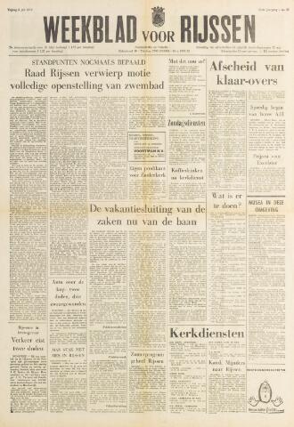 Weekblad voor Rijssen 1970-07-03