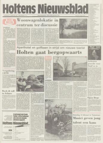 Holtens Nieuwsblad 1987-02-05