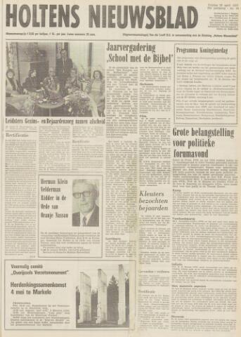 Holtens Nieuwsblad 1977-04-29