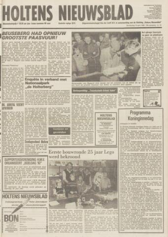 Holtens Nieuwsblad 1982-04-15