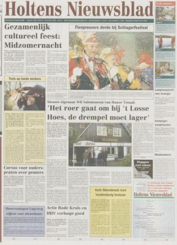 Holtens Nieuwsblad 2005-01-27