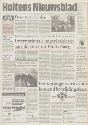 Holtens Nieuwsblad 1990-04-12