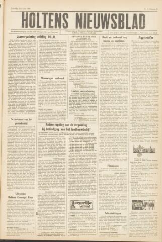 Holtens Nieuwsblad 1964-03-21