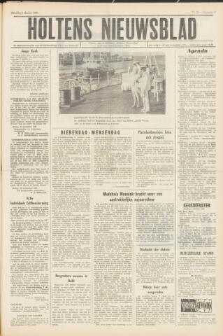 Holtens Nieuwsblad 1965-10-02