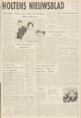 Holtens Nieuwsblad 1969-01-24