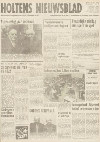 Holtens Nieuwsblad 1977-05-20