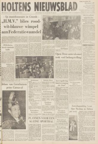 Holtens Nieuwsblad 1971-11-19