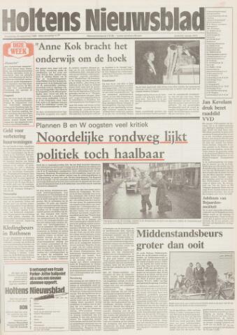 Holtens Nieuwsblad 1988-09-29