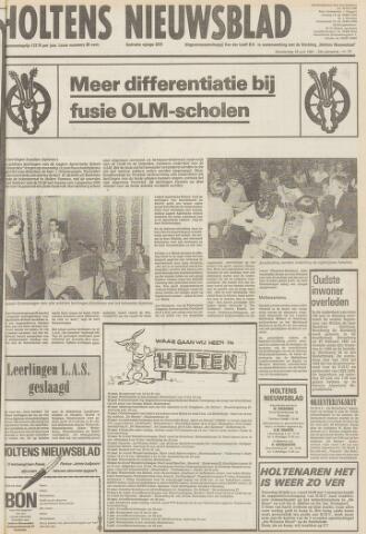 Holtens Nieuwsblad 1981-06-18
