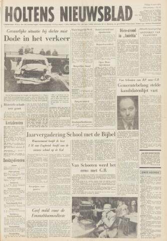 Holtens Nieuwsblad 1974-03-15
