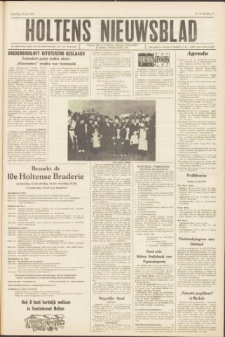 Holtens Nieuwsblad 1964-07-25