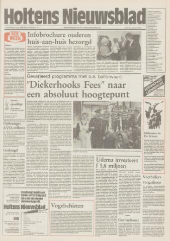 Holtens Nieuwsblad 1989-06-15